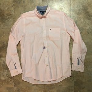 Like NEW Tommy Hilfiger Classic Fit Button Down